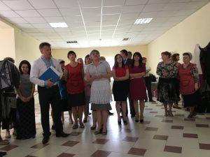 Die Ukrainer singen