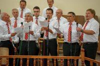 Ein Gruppenlied von Brüdern aus Porta.