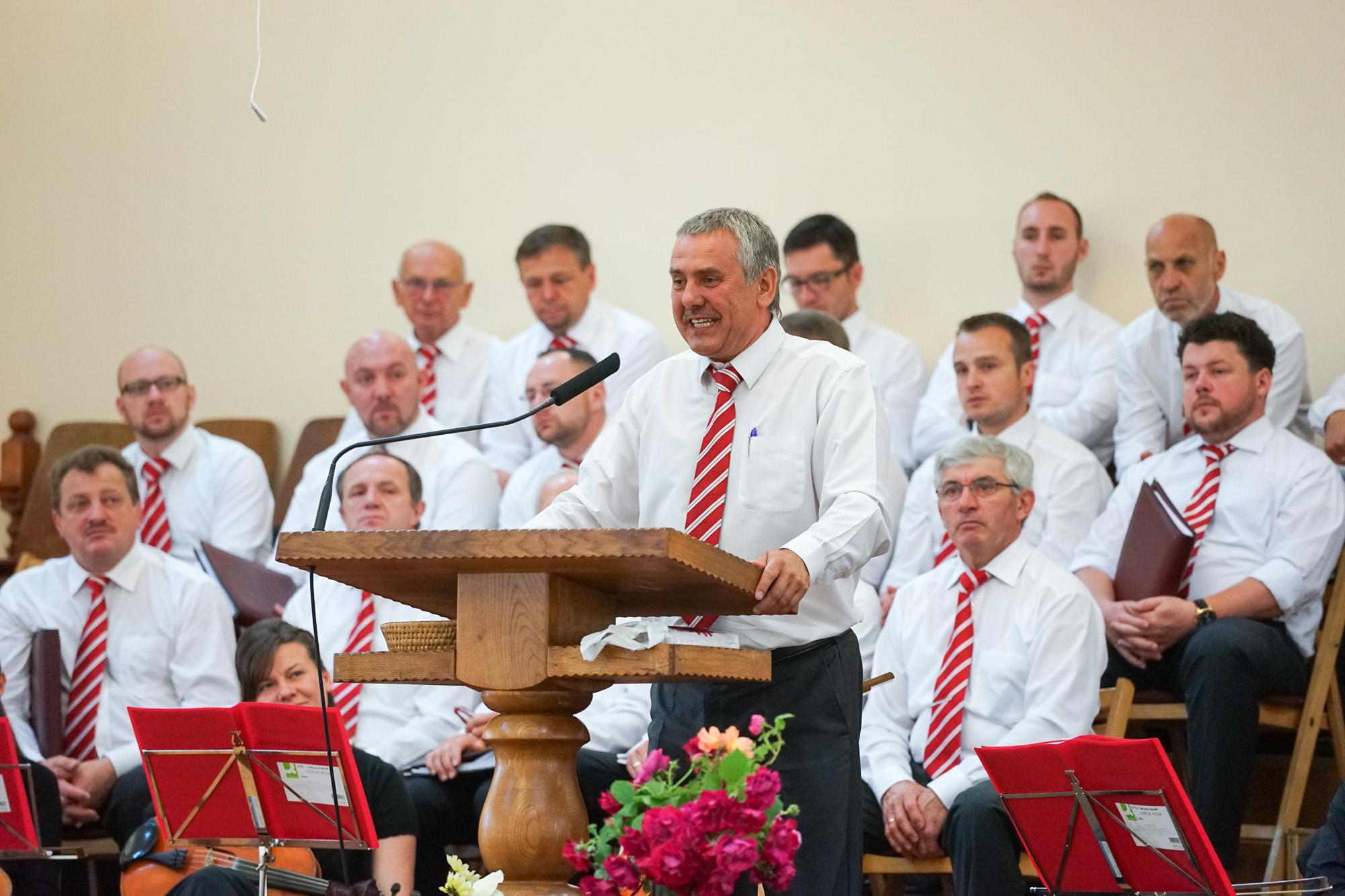 Ansprache von Br. Nikolai Pirjanik