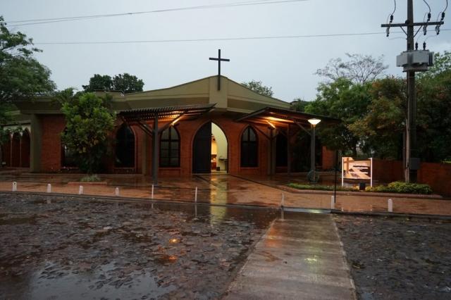 Mennoniten Gemeinde Concordia in Assuncíon.