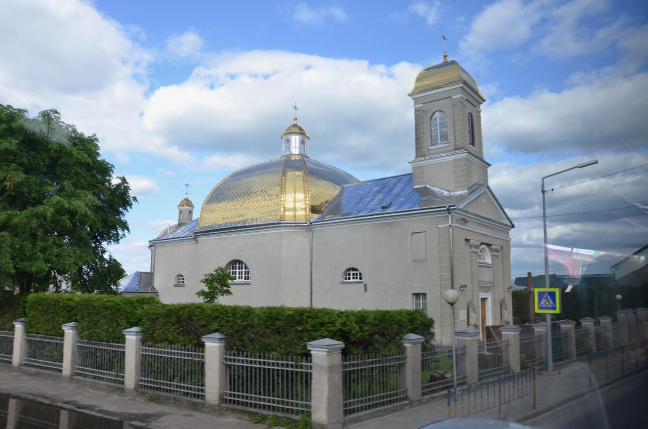 Ukraine und deine Kirchen.