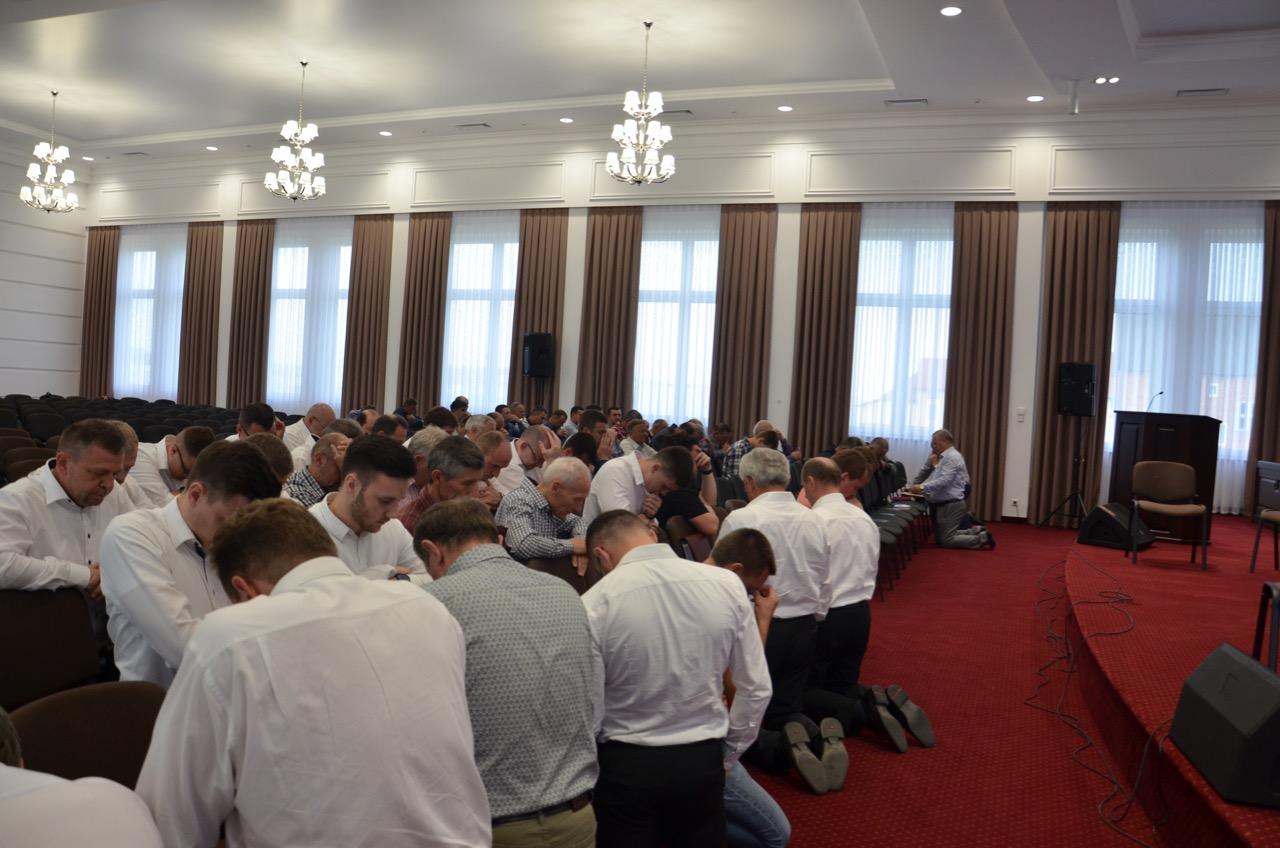 Gebetsgemeinschaft.